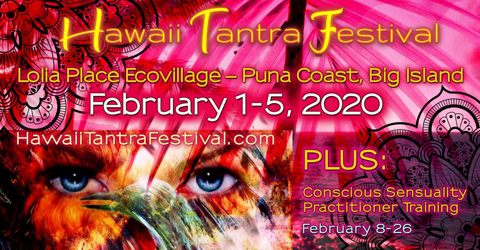 Events Calendar - Everyday Tantra